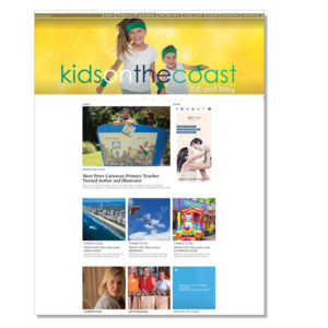 kidonthecoast-website